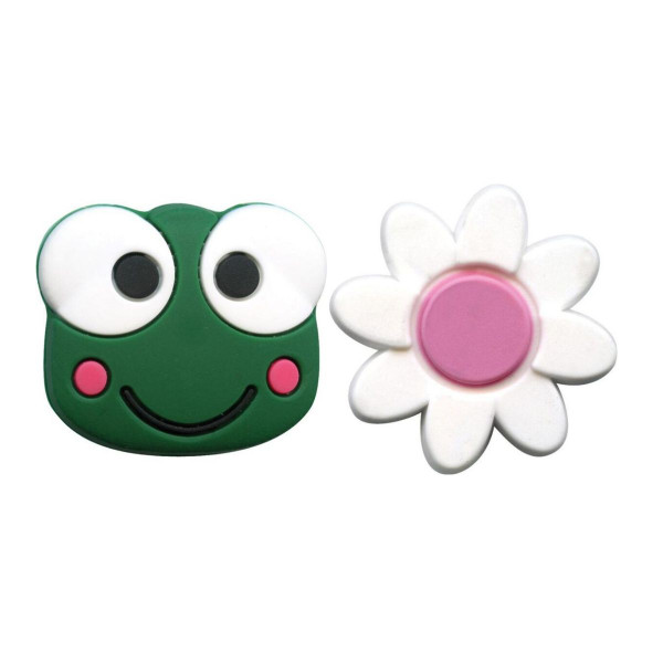 Frog and Flower String Things Dampener - GAMMA Sports