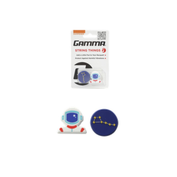 Milky-way and Spaceman String Things Dampener - GAMMA Sports