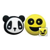 Panda and Face String Things Dampener - GAMMA Sports
