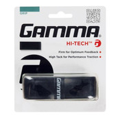 GAMMA Hi-Tech Grip - Black Tennis Grip - GAMMA Sports