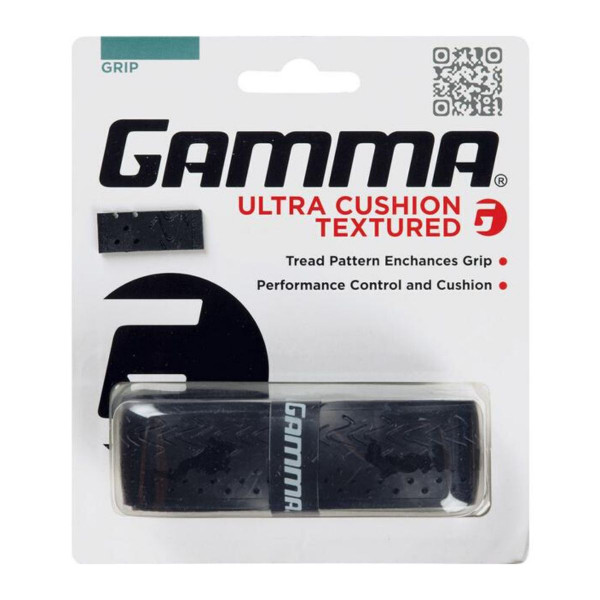 GAMMA Sports Ultra Cushioned Textured Grip - Black