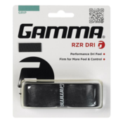 Black GAMMA RZR DRI Replacement Grip in packaging.