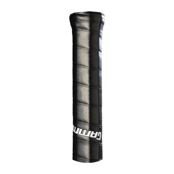 Black RZR Tac Tennis Grip On Racquet Handle