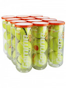 Full Case of GAMMA 60 Orange Dot Tennis Balls