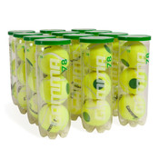 12 Cans that include 3 78 Green Dot Balls Per Can