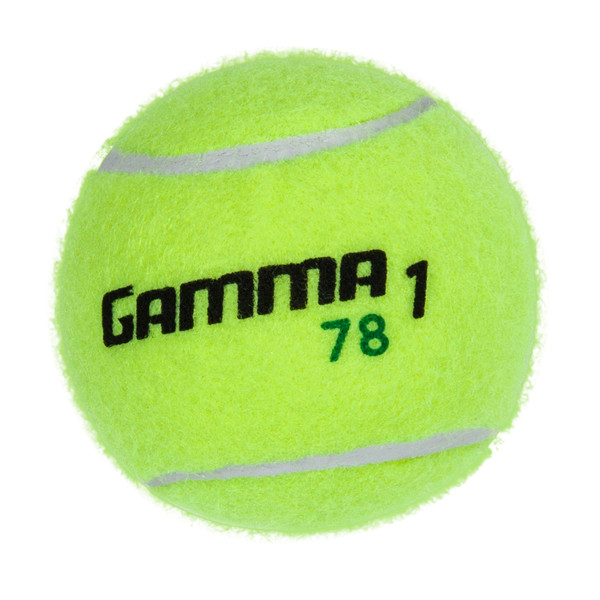 GAMMA 78 Green Dot Tennis Ball