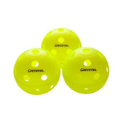 3 Pack of Photon Indoor Pickleball