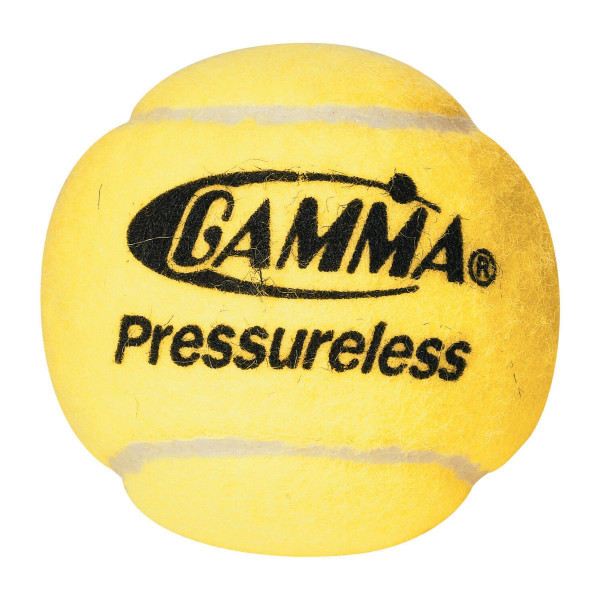 Yellow PRESSURELESS BALL