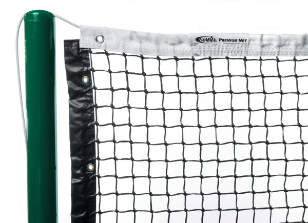 Premium Tennis Net with Polyester Headband