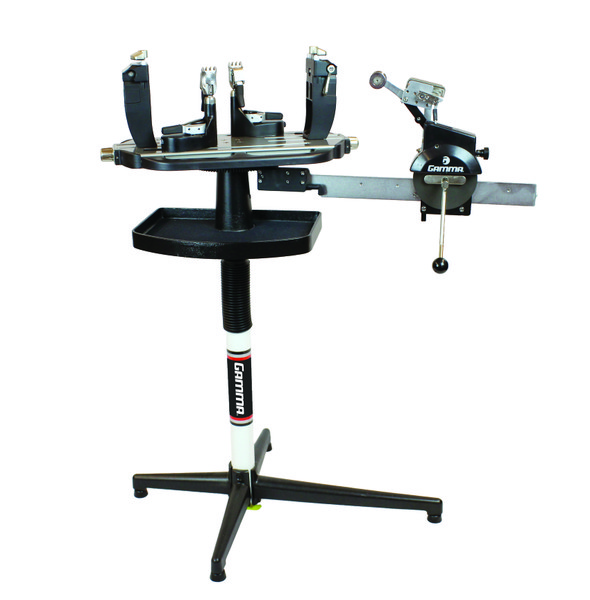 GAMMA 6004 2 Pt tennis stringing machine