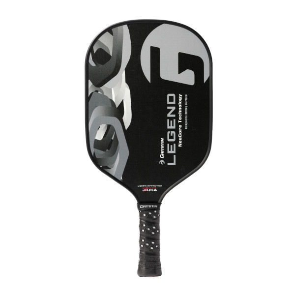 Black GAMMA Legend NeuCore Pickleball Paddle