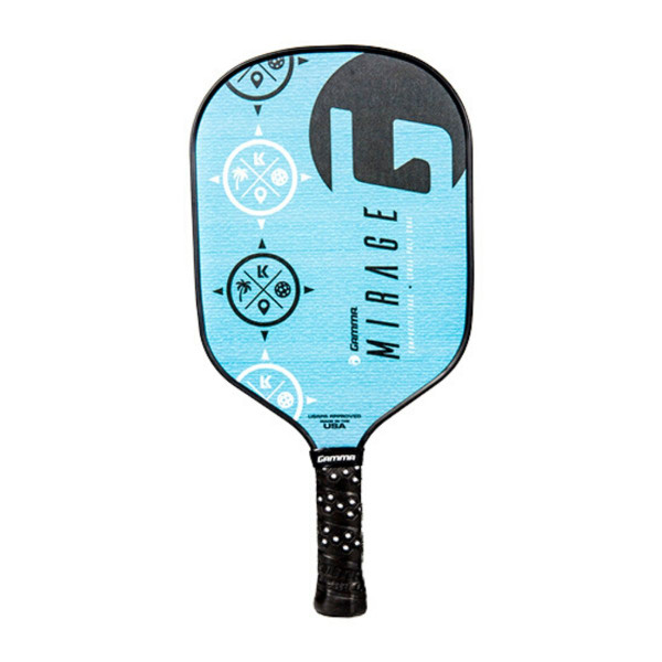 Blue Lucy Kitcher Mirage Paddle