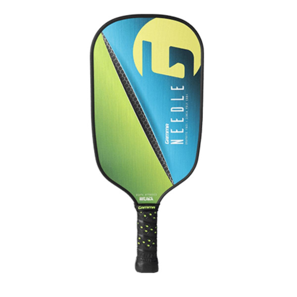 Green Needle Pickleball Paddle