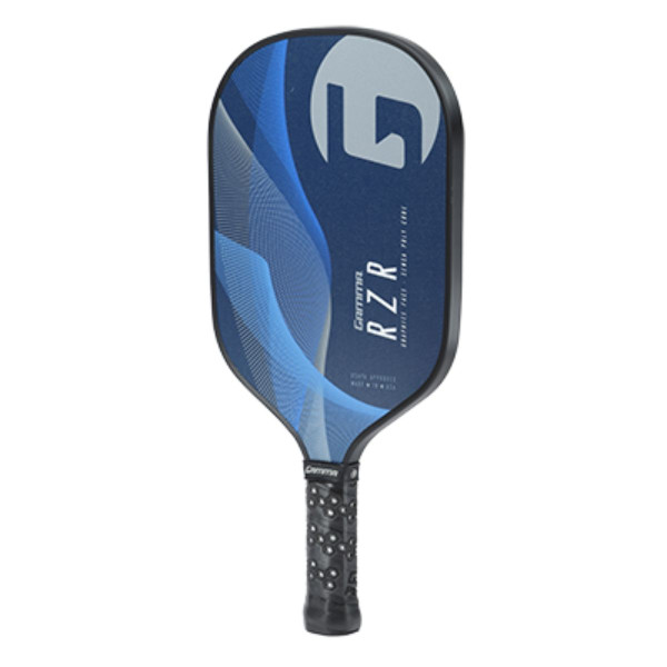 Blue RZR Pickleball Paddle