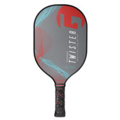 Red GAMMA Twister Poly Core Pickleball Paddle