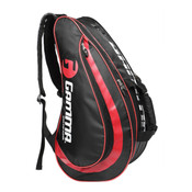 Pickleball Paddle Bag black and red